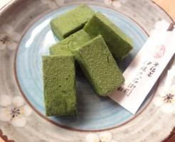 伊藤久右衛門『抹茶生チョコレート』