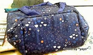 ミニラボ ふわふわトートバッグ