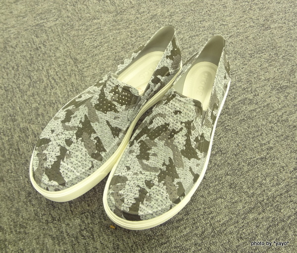 citilane röka camo slip-on men